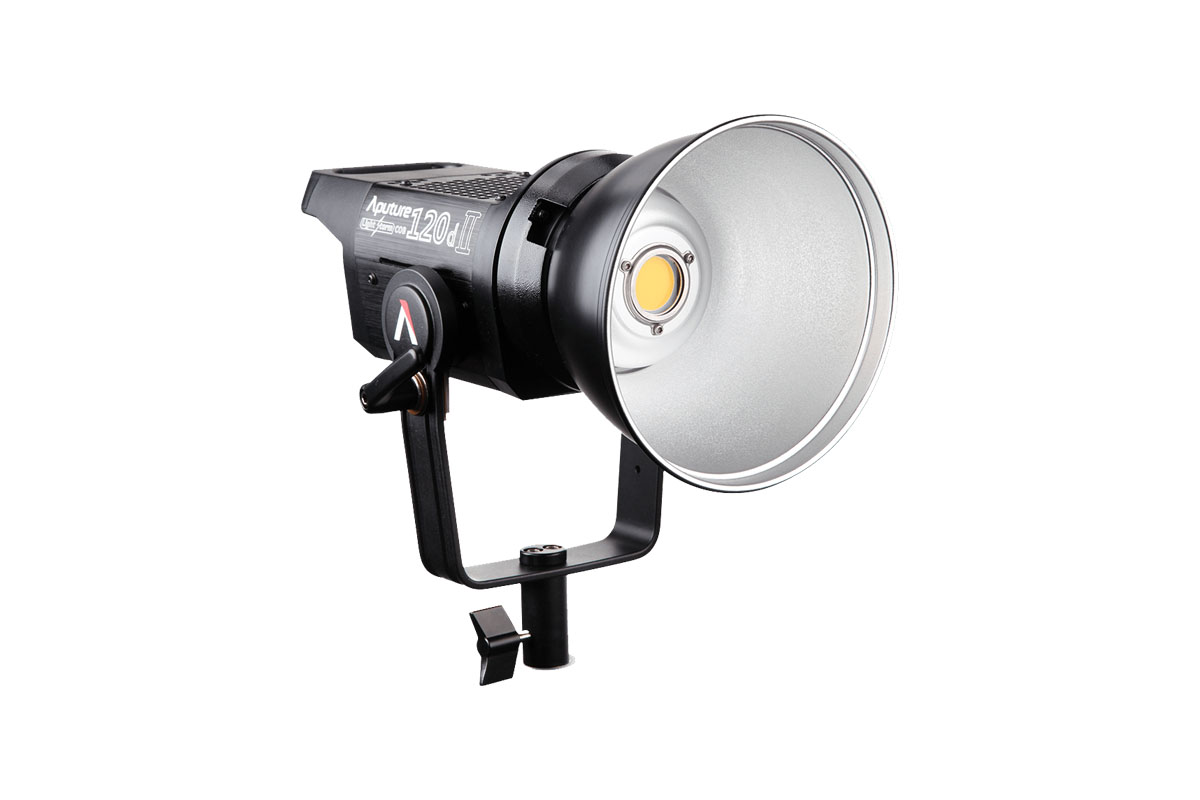 aputure light cob 120d cinekinox location