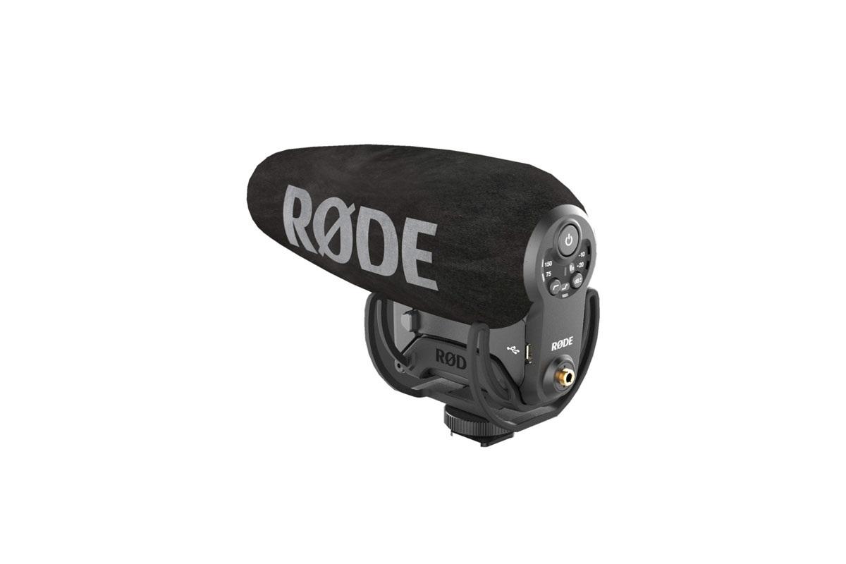 rode video mic pro plus cinekinox location
